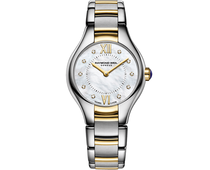 Raymond Weil- Finding the perfect gift for her