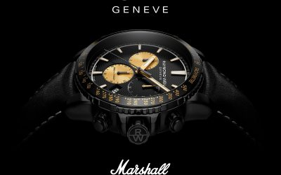RAYMOND WEIL Marshall Amplification Watch coming soon…