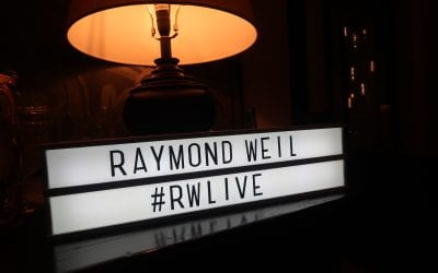 An Evening With RAYMOND WEIL #RWLive